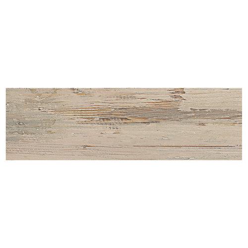 Suelo cerámico porcelánico tribeca 20,2x66,2 miel c3 antideslizante artens