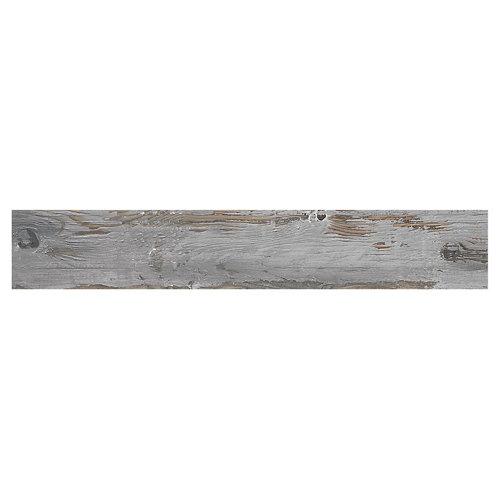 Suelo cerámico porcelánico tribeca 15x90 gris c1 artens