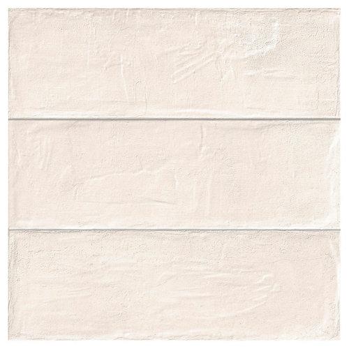 Azulejo cerámico brick 33,15x33,15 almond