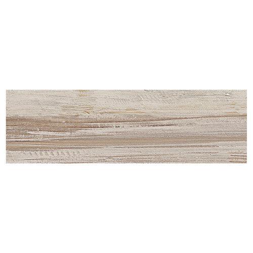 Suelo cerámico porcelánico tribeca 20,2x66,2 miel c1 artens