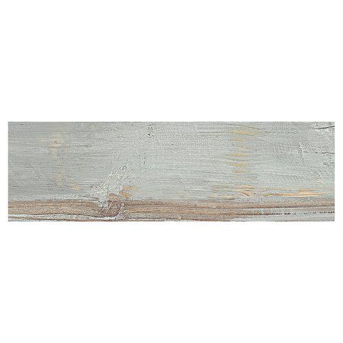Suelo cerámico porcelánico tribeca 20,2x66,2 aqua c3 antideslizante artens