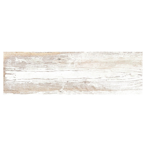 Pavimento / revestimiento porcelánico tribeca 20,2x66,2 blanco c1 artens