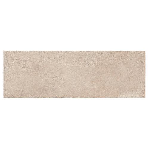 Azulejo cerámico brick 11x33,15 beige