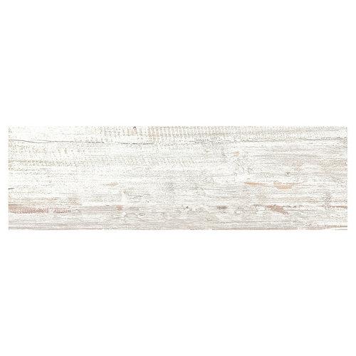 Suelo cerámico porcelánico tribeca 20,2x66,2 blanco c3 antideslizante artens