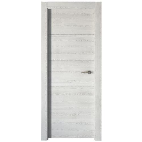 Puerta berna blanco de apertura izquierda de 62.50 cm