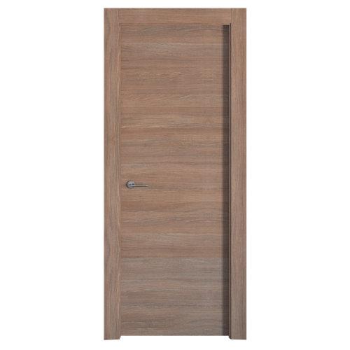 puerta oslo nogal de apertura derecha de 72.5 cm