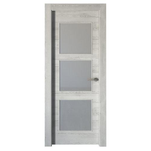 puerta berna blanco de apertura izquierda de 62.5 cm