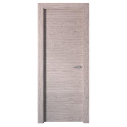 puerta oslo olmo claro de apertura izquierda de 82.5 cm