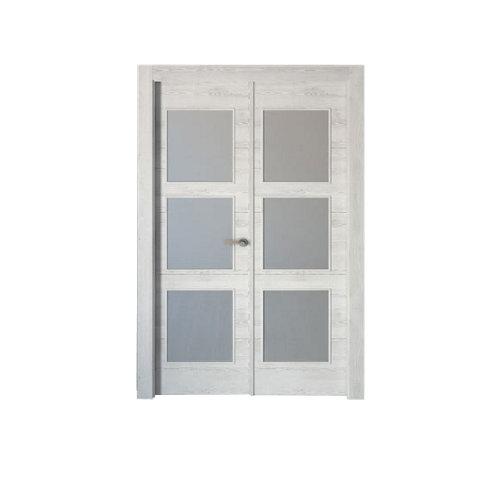 puerta berna blanco de apertura izquierda de 125 cm