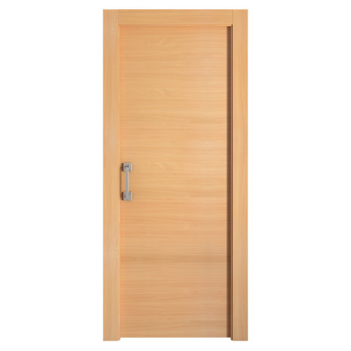 Puerta de interior corredera oslo haya de 82.5 cm
