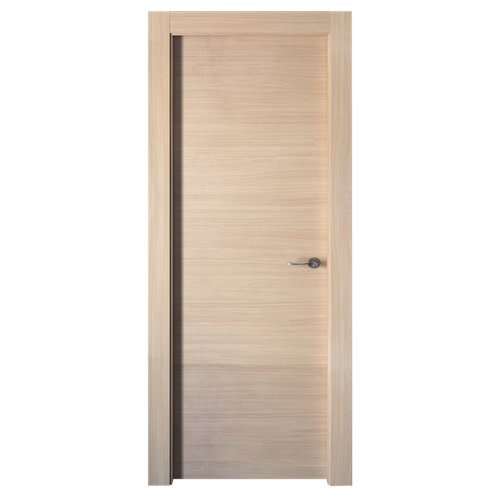 puerta oslo roble de apertura izquierda de 82.5 cm