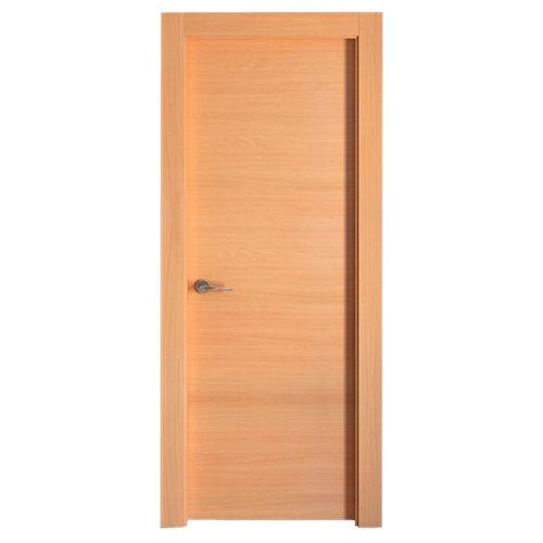puerta oslo haya de apertura derecha de 72.5 cm
