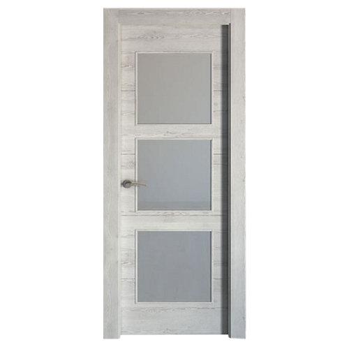 puerta berna blanco de apertura derecha de 62.5 cm