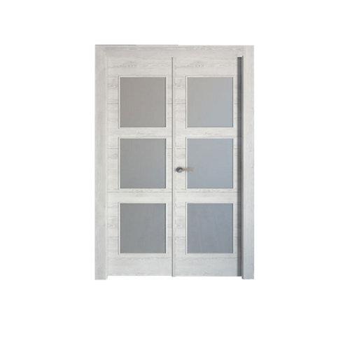 puerta berna blanco de apertura derecha de 125 cm