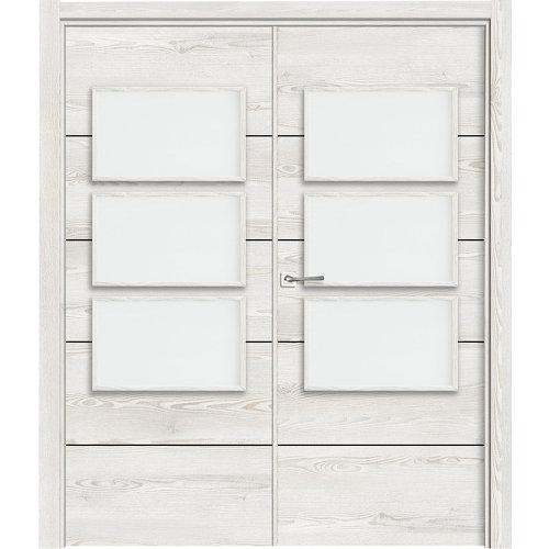 puerta berna blanco de apertura derecha de 145 cm