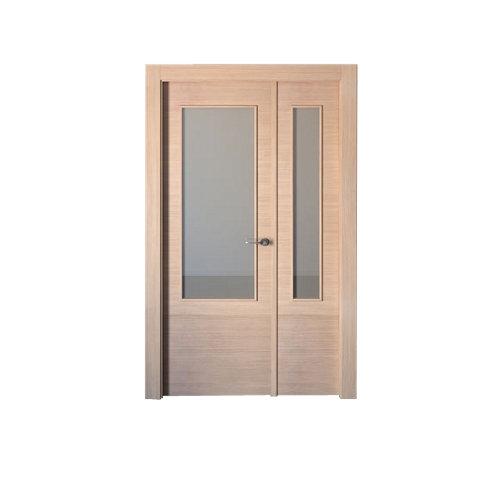 puerta oslo roble de apertura izquierda de 105 cm