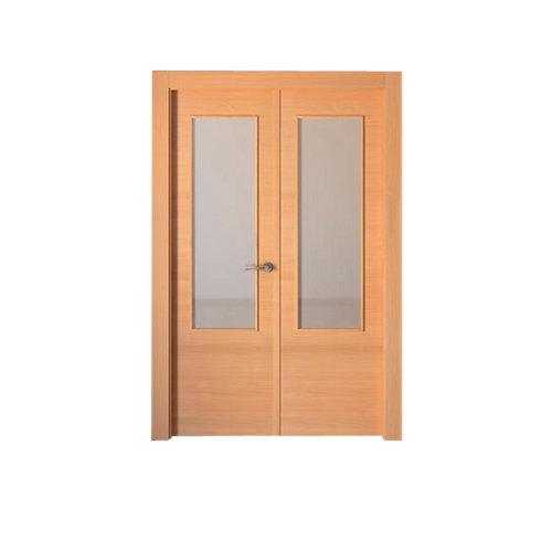 puerta oslo haya de apertura izquierda de 145 cm