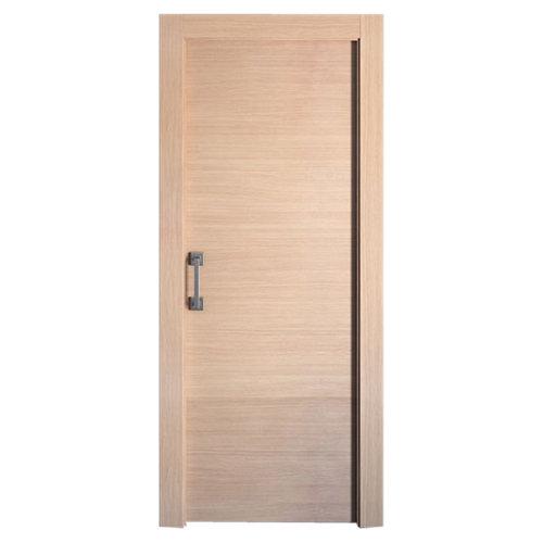 Puerta de interior corredera oslo roble de 72.5 cm