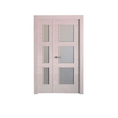 puerta berna olmo claro de apertura derecha de 115 cm