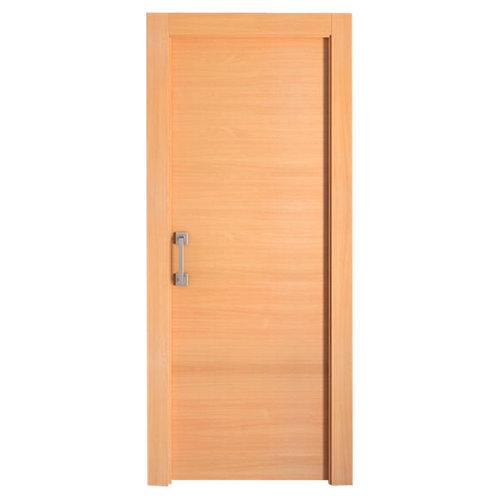Puerta de interior corredera oslo haya de 62.5 cm