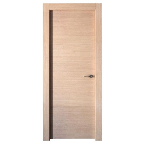 puerta oslo roble de apertura izquierda de 62.5 cm