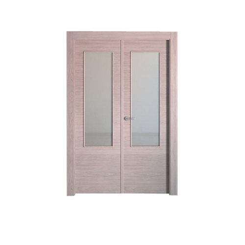 puerta oslo olmo claro de apertura derecha de 125 cm