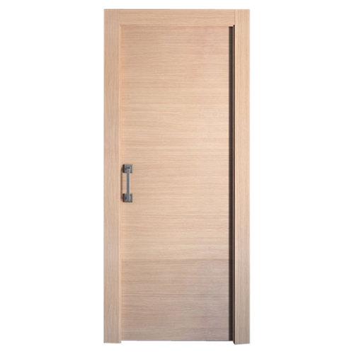 Puerta de interior corredera oslo roble de 62.5 cm