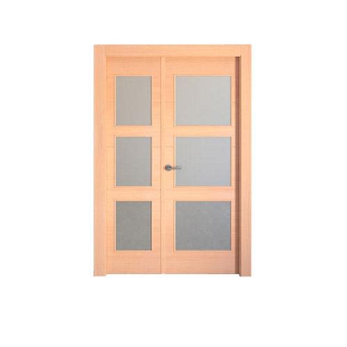 puerta berna haya de apertura derecha de 145 cm