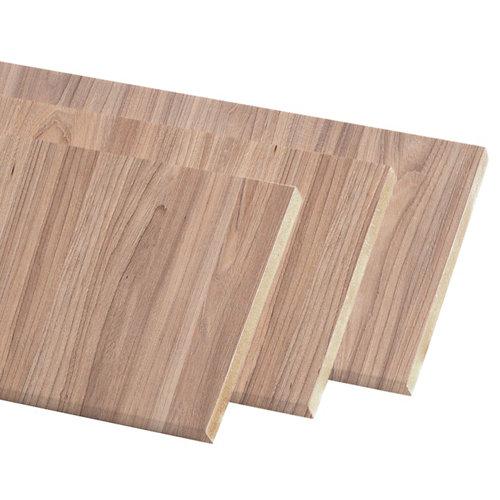Kit de 3 molduras mdf olmo 90 x 10 mm