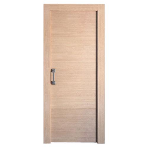 Puerta de interior corredera oslo roble de 82.5 cm