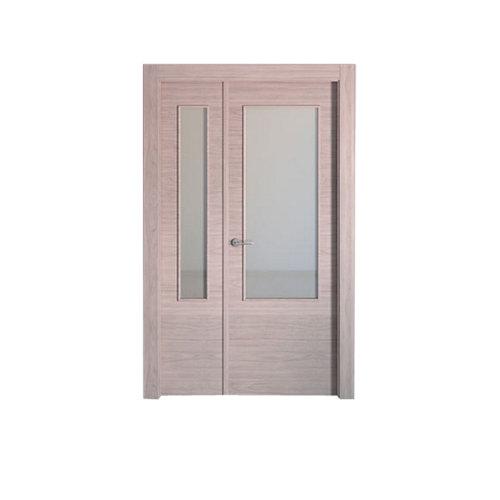 puerta oslo olmo claro de apertura derecha de 105 cm