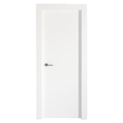 Puerta bari blanco de apertura derecha de 72.5 cm
