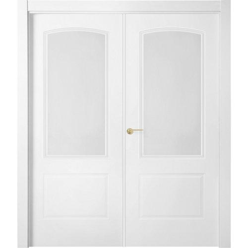 puerta berlin blanco de apertura izquierda de 145 cm