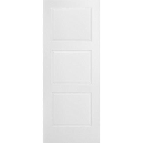 Puerta mónaco blanco de apertura izquierda de 72.50 cm