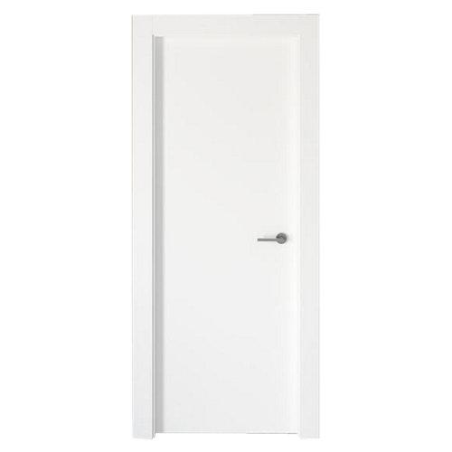 Puerta bari blanco de apertura izquierda de 82.5 cm