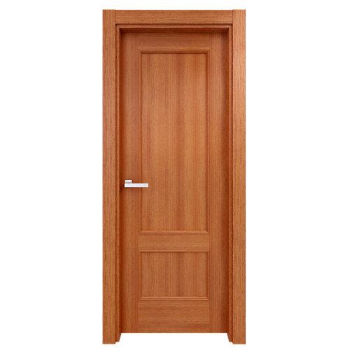 Puerta atenas sapelli de apertura izquierda de 72.5 cm