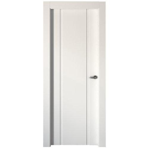 puerta turquía blanco de apertura izquierda de 72.5 cm