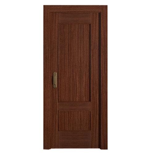 Puerta de interior corredera atenas sapelly de 82.5 cm