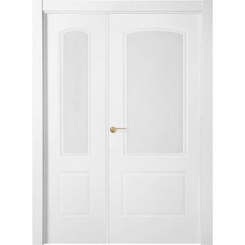 puerta berlin blanco de apertura derecha de 115 cm