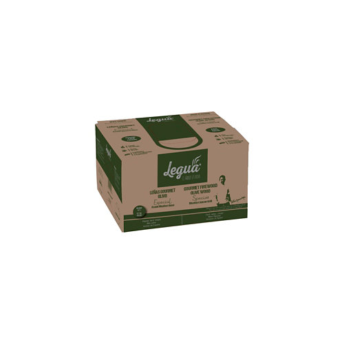 Caja de leña de olivo gourmet 5 kg
