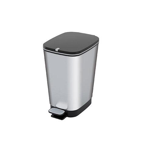 Cubo de la basura con pedal keter para 30/40 litros