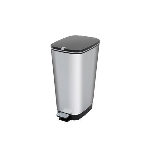 Cubo de la basura con pedal keter para más de 50 litros