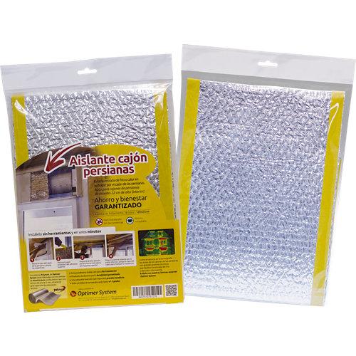 Kit aislante de cajón de persianas 1,2x0,25 m