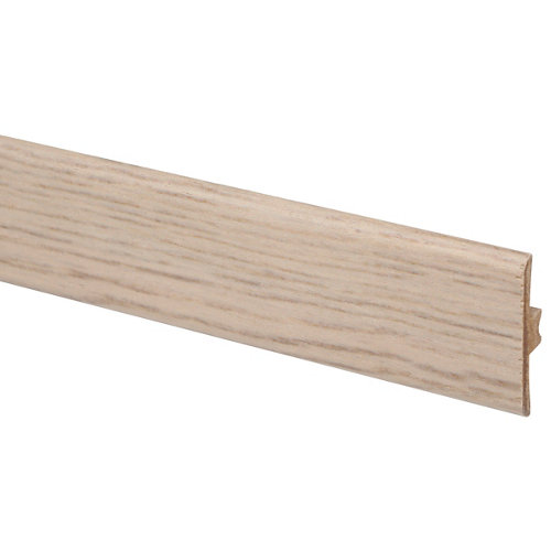 Perfil galparket 240 cm roble blanco