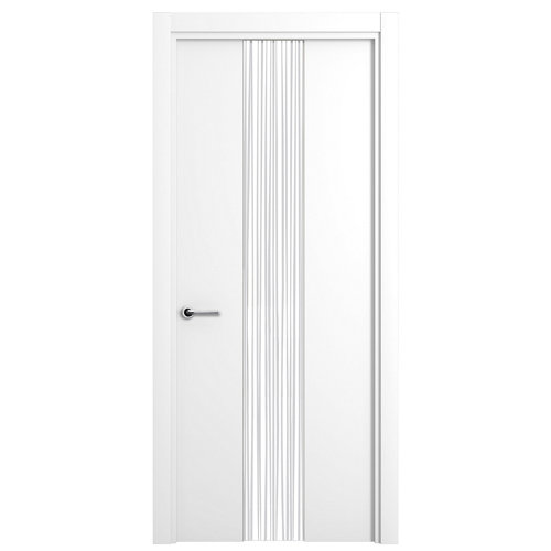 Puerta quevedo blanco de apertura derecha de 72.50 cm