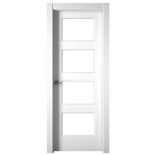 Puerta bosco blanco de apertura derecha de 72.50 cm