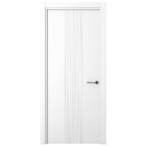 Puerta quevedo blanco de apertura izquierda de 72.5 cm