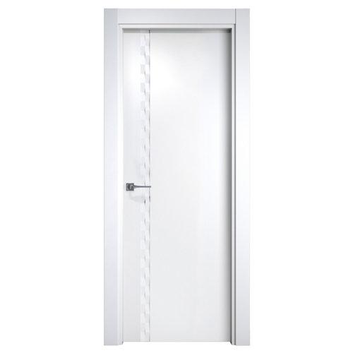 Puerta dalí blanco de apertura derecha de 72.50 cm