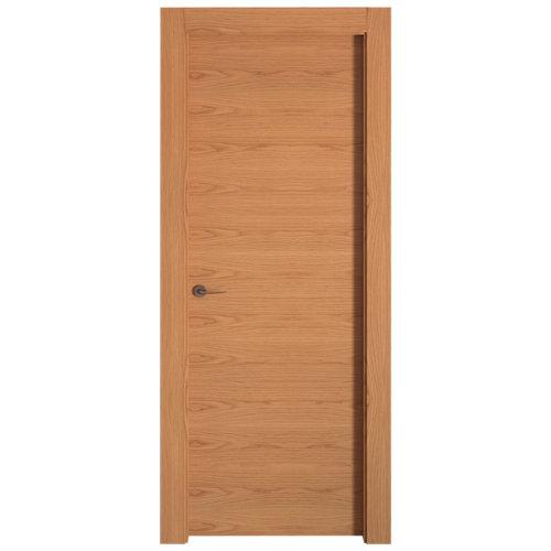 puerta viena roble de apertura derecha de 82.5 cm