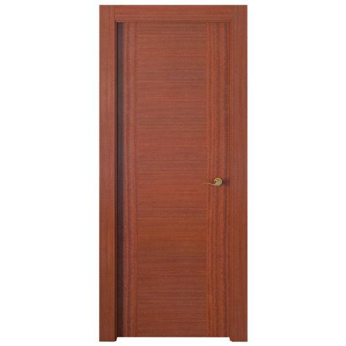 puerta niza sapelly de apertura izquierda de 62.5 cm